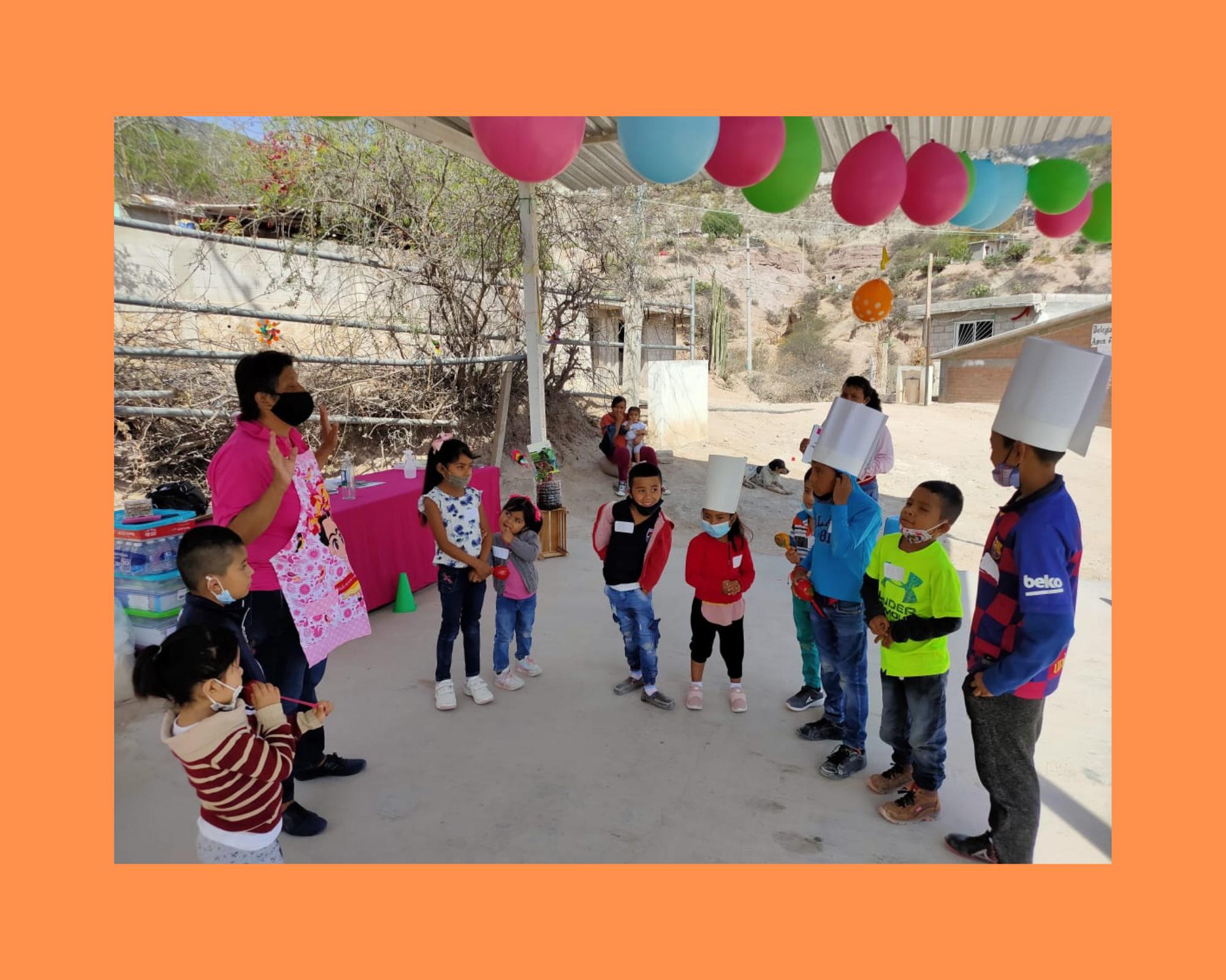 Crowdfunding exitoso para beneficiar a comunidades vulnerables en Querétaro.