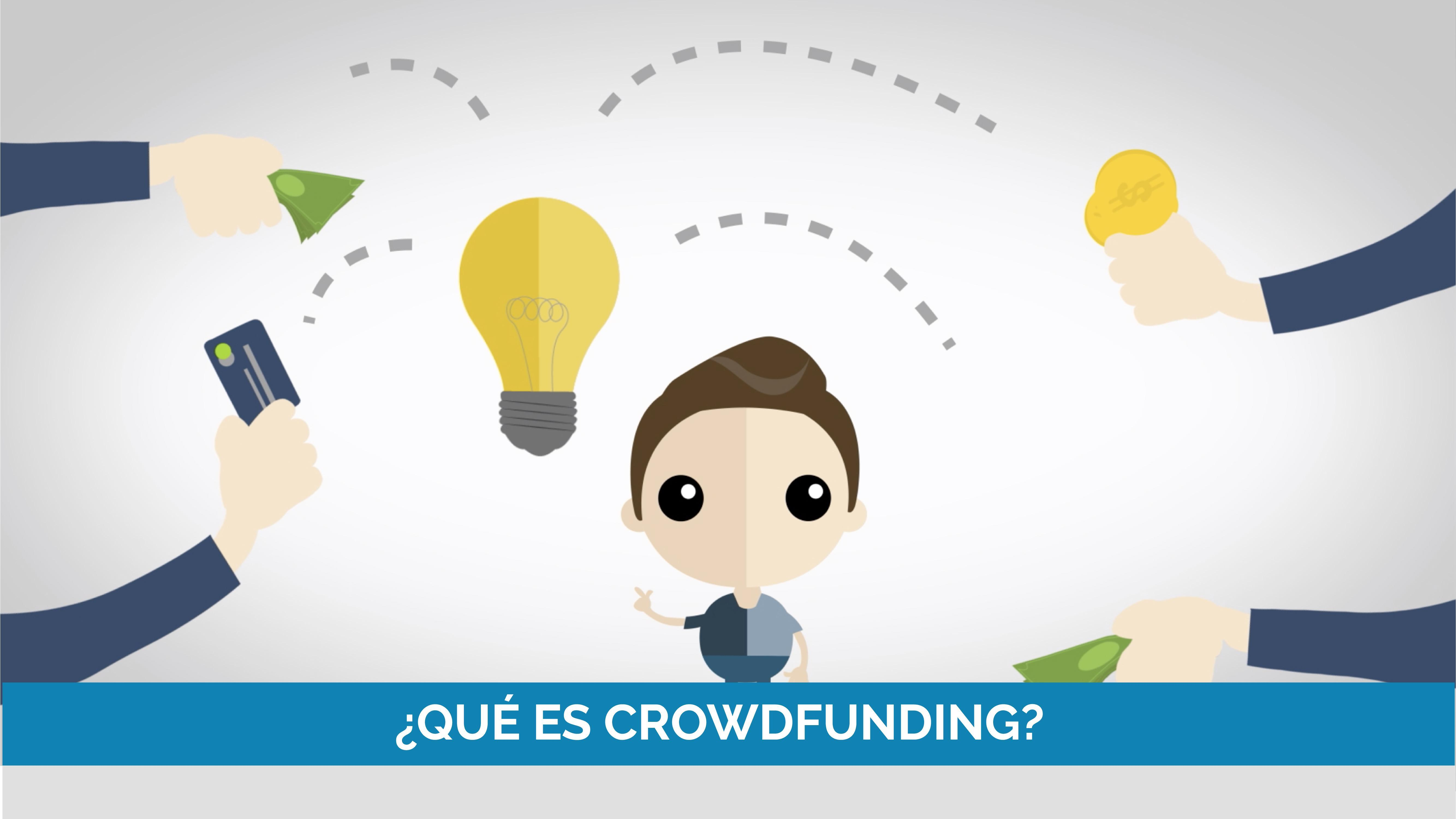 ¿Qué es un crowdfunding?